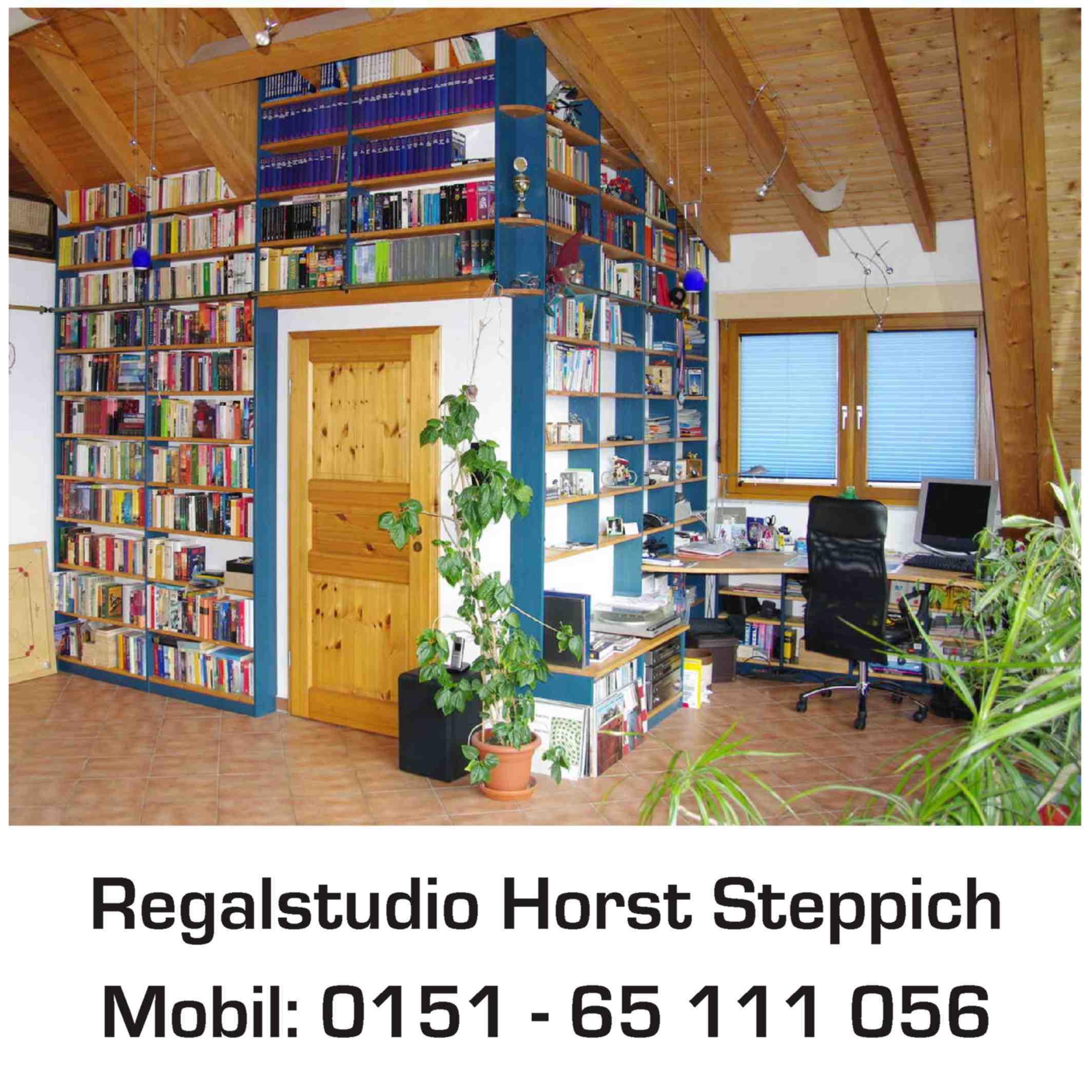 Regalstudio Horst Steppich - Mobil: 0151 - 65 111 056
